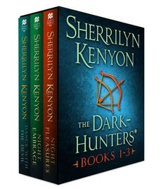 #1 New York Times bestselling author Sherrilyn Kenyon has entertained millions of readers with her extraordinary Dark-Hunter series. With over 40...