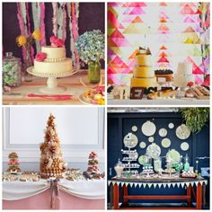 Sweet Tables para Eventos Especiales III -