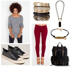 quiz-what shoe style are you-sneakers-outfit; I got sneakers <3 :)