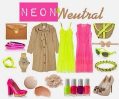 MARMI : Neón and Neutrals!! ��