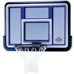 Lifetime Replacement Basketball Backboard - 73650 44-inch Fusion with Rim Combo