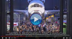 Flashmob-videos: Flashmob - National Air and Space Museum USA