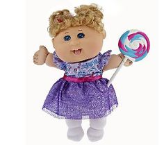 For Khaki. From Junebug.  Cabbage Patch Kids Special Edition Celebration Baby