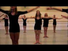 Fontys Dansacademie TDU3 2011 Modern - YouTube
