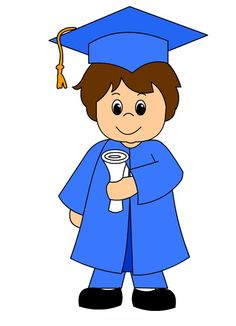 awesome kindergarten graduation clipart rozl ka pinterest rh pinterest com kindergarten graduation clip art free graduation kindergarten clipart
