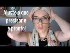 11 maneiras de usar lenço no cabelo/ 11 ways to wear scarf on hair by Jipeblo