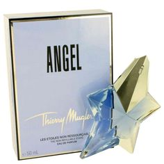Angel By Thierry Mugler Eau De Parfum Spray 1.7 Oz