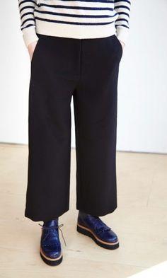 Curtis crop pants