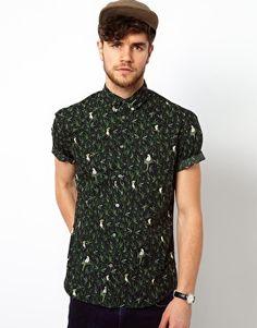 Paul Smith Parrot shirt.
