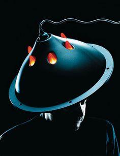 Philippe Starck (designer), Lamp Light Lite for Flos, 1991.