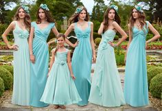Ronald Joyce Bridesmaid Dresses | Bespoke Brides