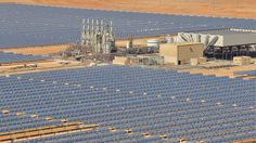 Morocco is investing millions in a network of concentrated solar power plants (Flickr/Masdar Official)