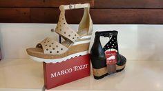 Marco Tozzi Fashion Shoes, Wedges, Womens Fashion, Women's Fashion, Woman Fashion, Wedge, Wedge Sandals, Fashion Women, Feminine Fashion