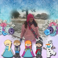 A picture of my daughter.  Kit used: Leigh Penrod's Wanna Build A Snowman available at http://www.godigitalscrapbooking.com/shop/index.php?main_page=product_dnld_info&cPath=29_387&products_id=23211  Template: Brenian Designs' Blended Stacks available at http://www.godigitalscrapbooking.com/shop/index.php?main_page=product_dnld_info&cPath=29_377&products_id=23512