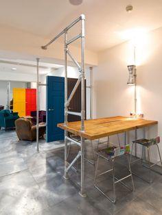 0860 McCann 41 700x933 McCann Ericksons Refurbished London Reception and Breakout Areas