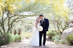 Scottsdale Wedding, Troon North Golf Club Wedding - Scottsdale, Orange County Wedding Photographer