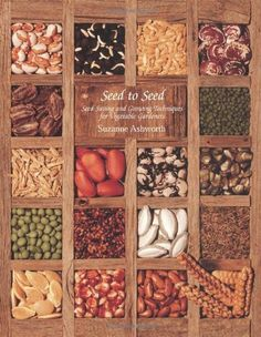 Seed to Seed: Seed Saving and Growing Techniques for Vegetable Gardeners, 2nd Edition by Suzanne Ashworth, http://www.amazon.com/dp/1882424581/ref=cm_sw_r_pi_dp_5ec5rb0P7QWD7
