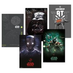 Rogue One Posters - $6 - Star Wars Gifts!