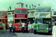 Bus to Camberley 1967