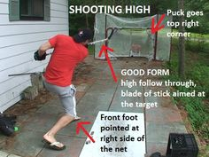 A few quick tips for aiming when you shoot