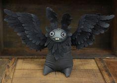 Midnight Crowbunny by Amanda Louise Spayd
