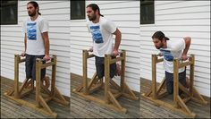 diy dip station - Google Search