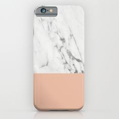 Buy Marble and Rose by Grace as a high quality iPhone & iPod Case. Worldwide shipping available at Society6.com. Just one of millions of products…