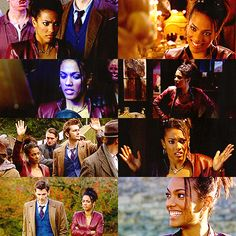 """martha jones, she's gonna save the world: daleks in manhattan  """"Intelligence scan initiate. Superior intelligence. This one will become par..."""