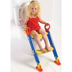 Toiletten-Trainer mit Verlängerung - Vom Töpfchen aufs Klo