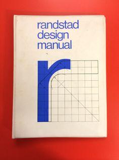 randstad design manual – Wim Crouwel