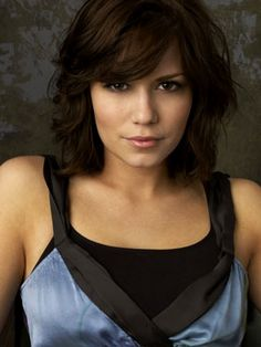I have loved this hairstyle since Season 5 of One Tree Hill