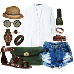 """""""Off to Vacation!!!"""" by rusinn on Polyvore"""