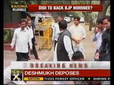 Prez polls: P A Sangma meets Mamata Banerjee ... Watch @   http://www.alpha.newsx.com/videos/prez-polls-p-sangma-meets-mamata-banerjee
