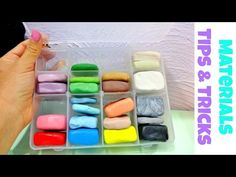 Polymer Clay Charms for Beginners | Materials + EASY Tips & Tricks | - YouTube