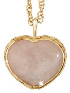 Bijou Brigitte  Necklace - Romantic Heart