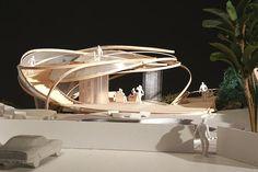 arquitectura organica maquetas - Buscar con Google