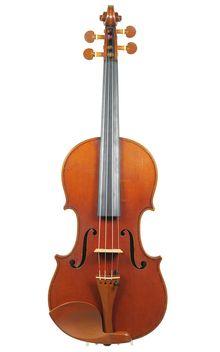 Englische Geige von Dykes & Sons, London (W.E. Hill & Sons Registraturnummer) - http://www.corilon.com/shop/de/produkt488_1.html