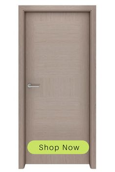 When you can't get that quick getaway vacation that you crave, you can quickly dress your master bedroom to be a resort room with a few easy decor options. When you choose our Antique Grey Oak Hyde Interior door as the gateway to your room, you're introducing soft colors, with thin lines of dark grain that pull your attention to the center of the door. Walnut doors by 27 estore #27estore #homedecor  #interiors #homeremodel #homeinspo #homeideas #remodel #doorhardware #door #interiorhardware
