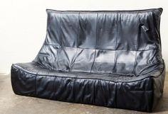 'The Rock' 3-seat Sofa by Gerard van den Berg for Montis - Mooiestukken