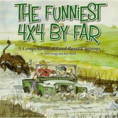 R$49.90  The Funniest 4x4 by Far: A Compendium of Land Rover Cartoons