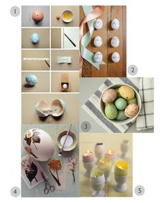 Top 5: Egg Crafts