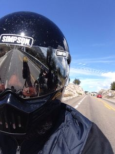 Simpson M30 Riding Helmets, Freedom, Motorcycle, Hats, Liberty, Political Freedom, Hat, Motorcycles, Motorbikes