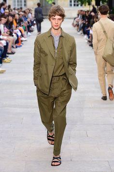 Officine Generale Spring 2019 Menswear Paris Collection - Vogue