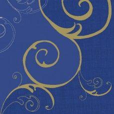 Servetele Albastre Vincente 40 x 40 cm Dunilin