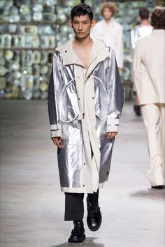 Sfilata Moda Uomo Dries Van Noten Parigi - Primavera Estate 2017 - Vogue