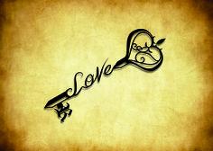 Tattoo key, Chave