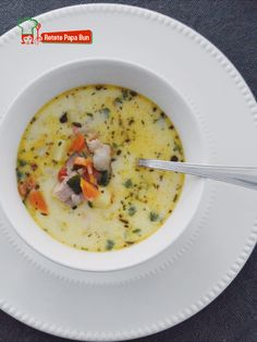 Cooking App, Drink Recipes, Cheeseburger Chowder, Good Food, Food And Drink, Soup, Drinks, Romanian Recipes, Cooking