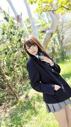 Aya Hayase Race queen