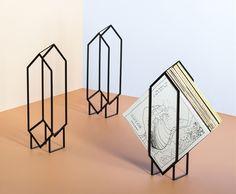 Coup de coeur pour ce meuble aussi minimaliste que géométrique ! On doit cette création au studio de création australien Idle Hands. Basé à Melbourne, le s