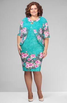 Платье 55-032